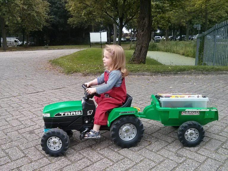 מה למדתי השבוע בהולנד – צעצועים