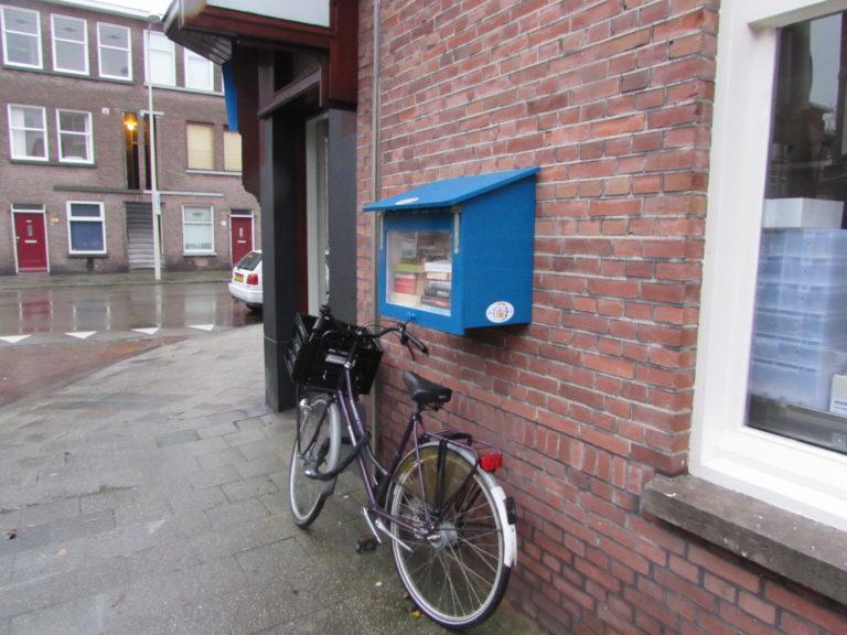 מה למדתי השבוע בהולנד – זמני ארוחות, שפה זרה וספריית רחוב.