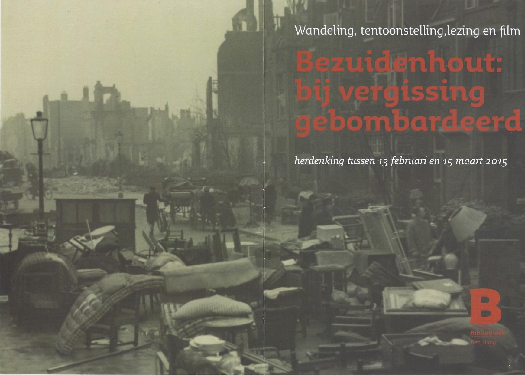 Bezuidenhout gebombardeerd